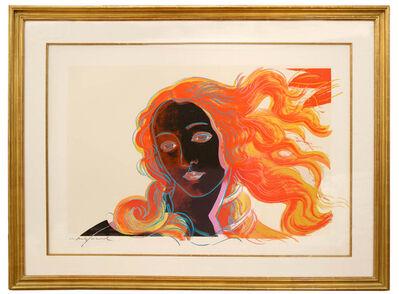 Andy Warhol, 'Andy Warhol, Details of Renaissance Paintings: Sandro Botticelli, Birth of Venus, screenprint, 1984, signed', 1984