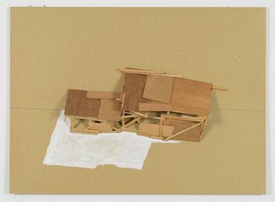 Tadashi Kawamata, 'Field Work A-22', 1991
