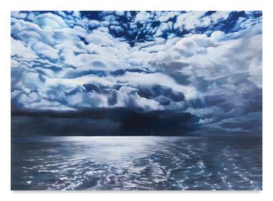 April Gornik, 'Sea of Light and Dark', 2019