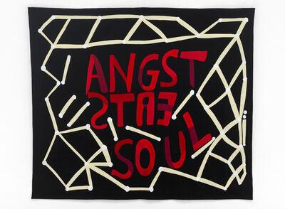 Susan Hefuna, 'Angst eats soul', 2015