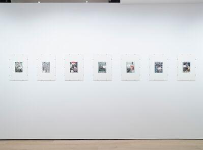 Paulo Bruscky, 'Test Poètico', 1991