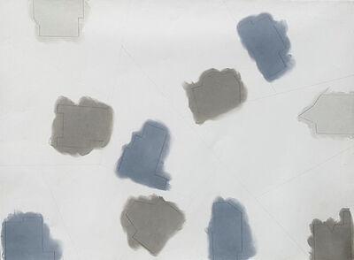 David Tremlett, 'Ten floor plans', 1994