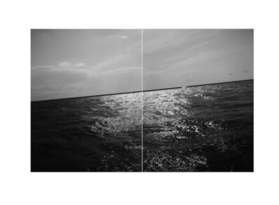 Aramasa Taku, 'HORIZON -The Border (2003 (Printed 2011))', 2003