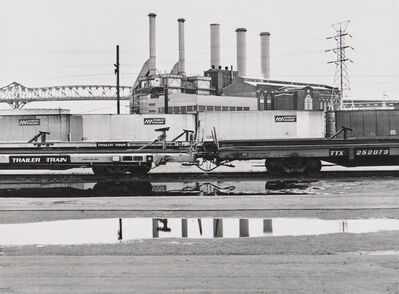 Ray Mortenson, 'South Kearny Terminal, Kearny', 1980