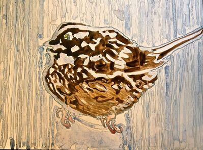 Eleanor Hubbard, 'Wet Sparrow', 2008