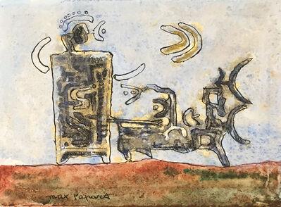 Max Papart, 'Araire', 1990