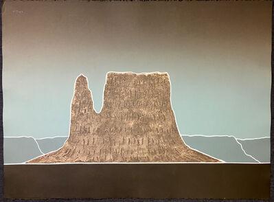 Peter Keefer, 'Castle Rock', 1981