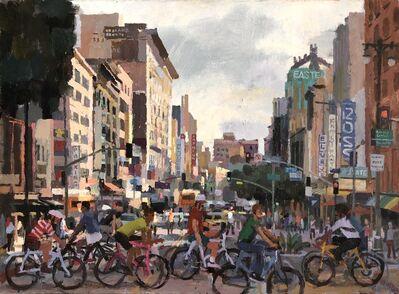 Alex Schaefer, 'Ciclavia on Broadway, DTLA', 2020