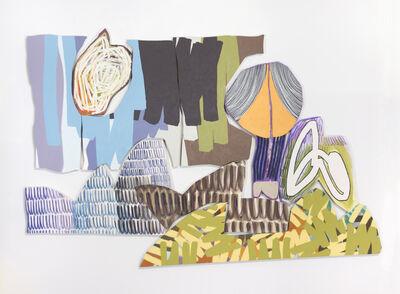 Justine Hill, 'Figure Ground Background 3', 2018