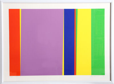 Jay Rosenblum, 'Cycle 2', 1979