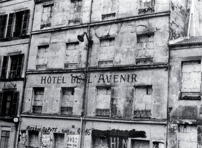 Giuliano Galletta, 'Hotel de l'avenir', 2007