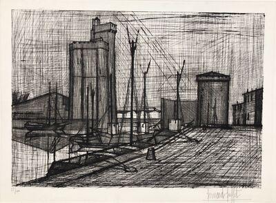 Bernard Buffet, 'La Rochelle', 1954