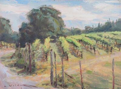 Charles Waldman, 'Spring Vineyard', N/A