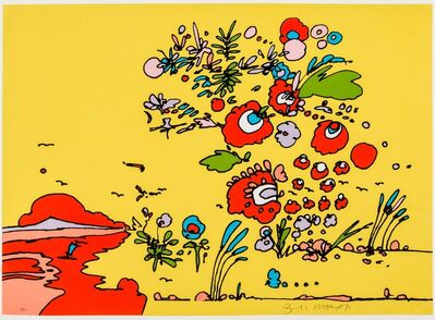 Peter Max, 'Untitled', 1971