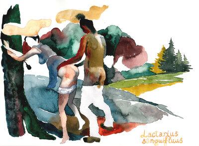 Nikita Shalenny, 'Mushrooms' Sex I', 2015