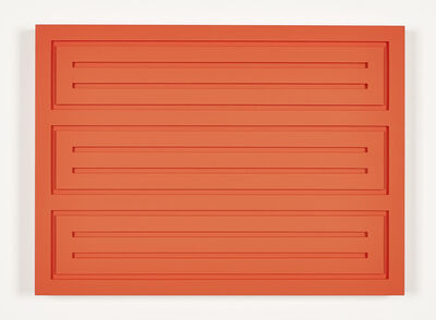 Donald Judd, '15/91, Untitled', 1991
