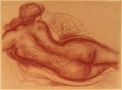 Aristide Maillol, 'Nude', (Date unknown)