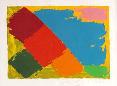 John Hoyland, 'Abstract', 1980