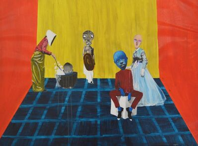 Teresa Kutala Firmino, 'Turning Black into Melancholy', 2019