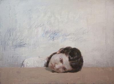 Tang Bojun 唐伯钧, 'A girl', 2018