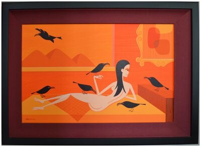 Josh Agle (Shag), 'Ursula Minor', 2007