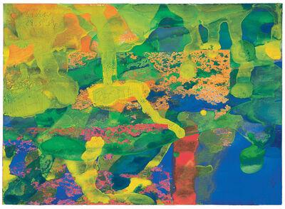 Gerhard Richter, 'Ohne Titel (29.5.84)', 1984