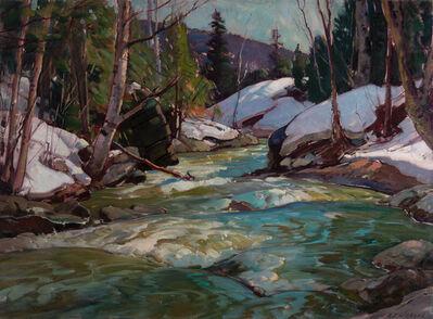 Aldro Thompson Hibbard, 'Spring Freshet', 20th Century