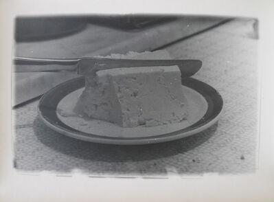 Ion Grigorescu, 'Cheese', 1975