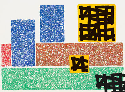 Jonathan Lasker, 'Town and Country', 1999