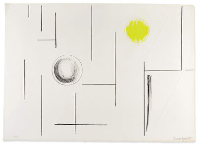 Barbara Hepworth, 'Sea Forms', 1969