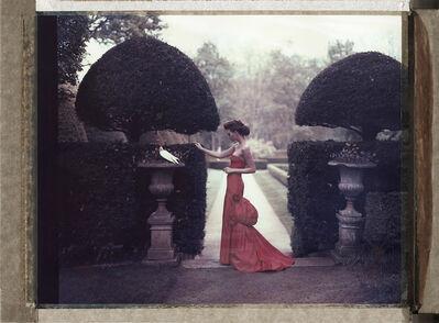 "Cathleen Naundorf, '""La Donna Rossa"" Valentino, Haute Couture 2002', 2012"