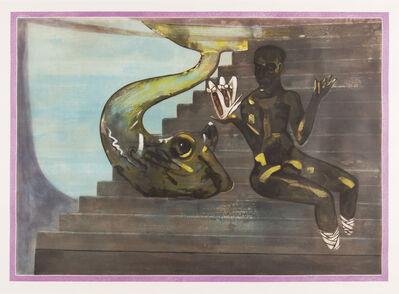 Francesco Clemente, 'Friendship', 1989