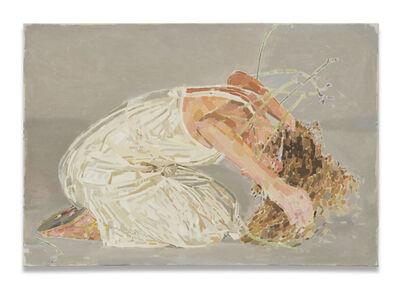 Fatma Shanan, 'Shoulders flowers', 2021