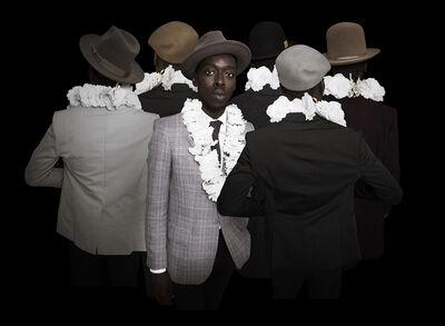 Omar Victor Diop, 'Selma, 1965', 2016