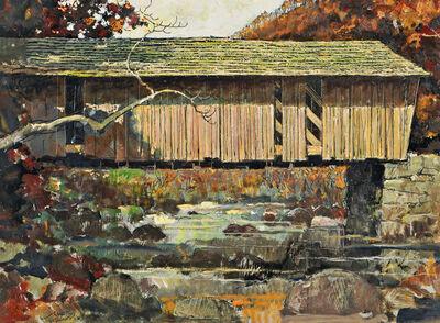 Eric Sloane, 'Lovejoy Bridge, Maine'