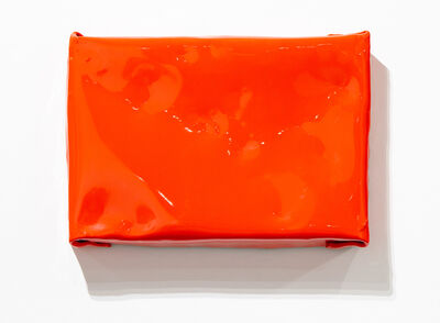 Tim Ebner, 'Untitled (orange)', 2018