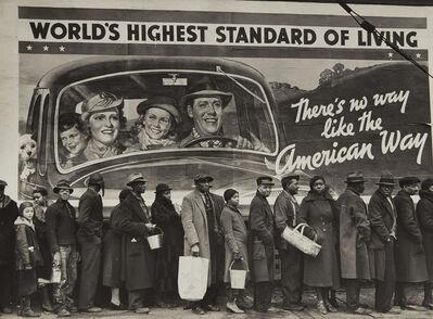 Margaret Bourke-White, 'Flood Refugees, Louisville, Kentucky', 1937