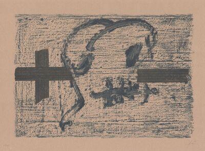 Antoni Tàpies, 'Llambrec material VII', 1970-1980