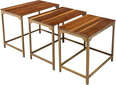 Edward Wormley, 'Three Nesting Tables, Model 4785'