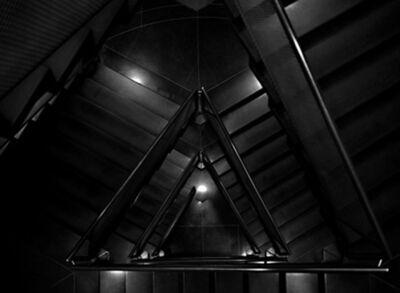 Arnold Kastenbaum, 'Yale Staircase'