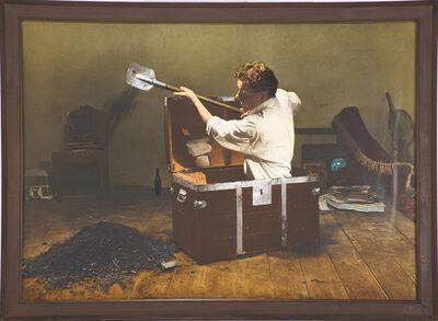 Teun Hocks, 'Untitled (Man with Spade)', 1990