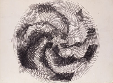 Juan Downey, 'Meditation Drawing 24', 1976