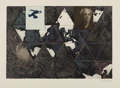 Jasper Johns, 'Ocean', 1996