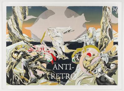 Andrea Carlson, 'Anti-Retro', 2018