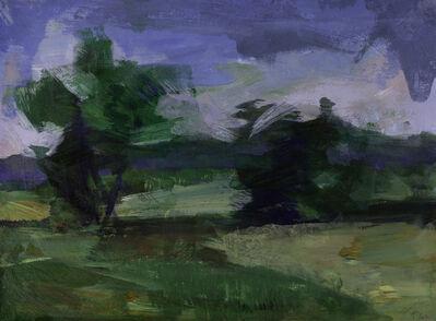 Tai-Shan Schierenberg, 'Two Trees (B)', 2015