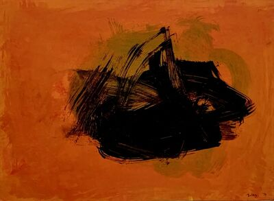 Cleve Gray, 'Jerusalem I', 1976