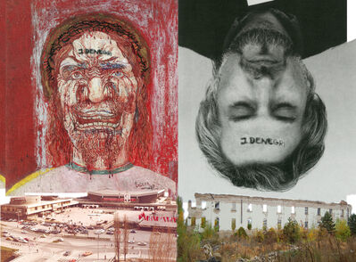 Mark Gerard Brogan, 'On the ashes of the Sarajevo Dokumenta', 2019