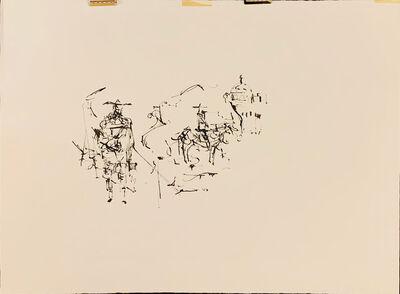 Walter Quirt, 'Untitled (Yucatan, WQ18)', 1963