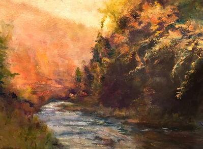 Helene Manzo, 'Life is a River', ca. 2020