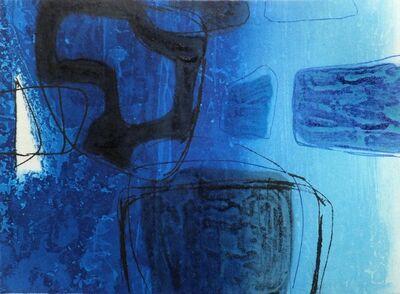 Martyn Brewster, 'Nocturne no.1 (etching)', 2019